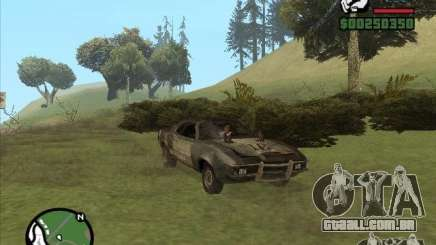 Malice from FlatOut 2 para GTA San Andreas