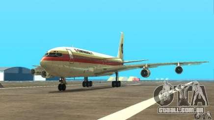Boeing 707-300 para GTA San Andreas
