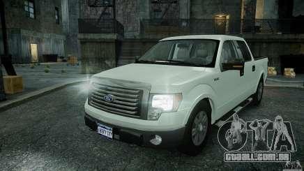 Ford F150 XLT v1.3 para GTA 4