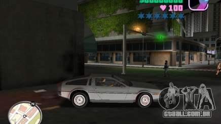 Delorean DMC-12 para GTA Vice City