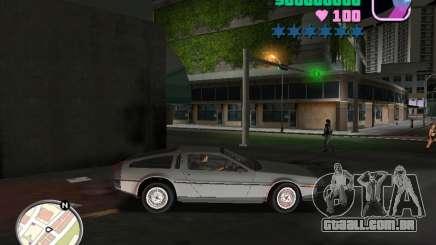Delorean DMC-12 para GTA Vice City