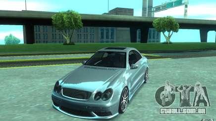 Mercedes-Benz CLK55 AMG para GTA San Andreas