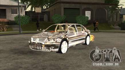Cromado Volkswagen Phaeton para GTA San Andreas