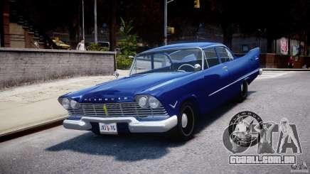 Plymouth Savoy Club Sedan 1957 para GTA 4