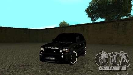 Land Rover Range Rover Sport Hamann para GTA San Andreas