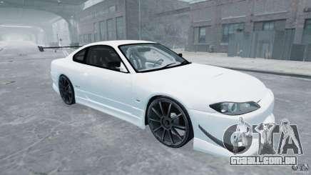 Nissan Silvia S15 para GTA 4