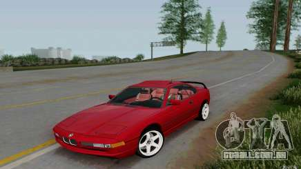 BMW 850i v2.0 Final para GTA San Andreas