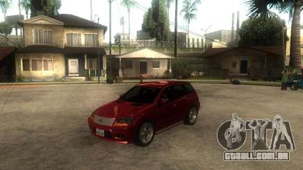 Serrano Stock para GTA San Andreas