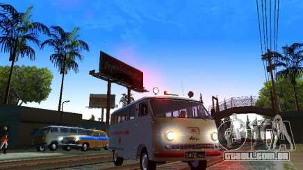 RAPH-977IM emergência para GTA San Andreas