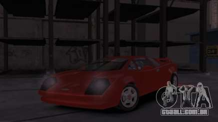 Infernus - Vice City para GTA 4