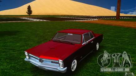 Pontiac GTO 1965 FINAL para GTA 4