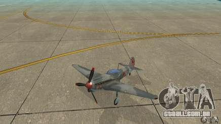 O yak-9 de libré, Sevastopol para GTA San Andreas