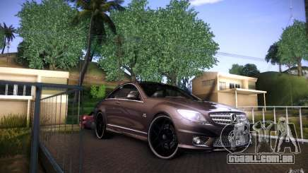 Mercedes Benz CL65 AMG para GTA San Andreas