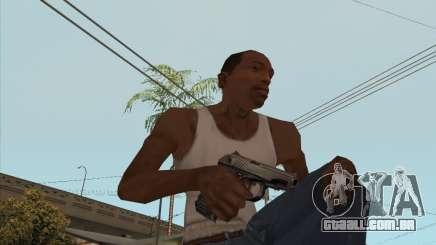 Novo pacote de armas nacionais para GTA San Andreas