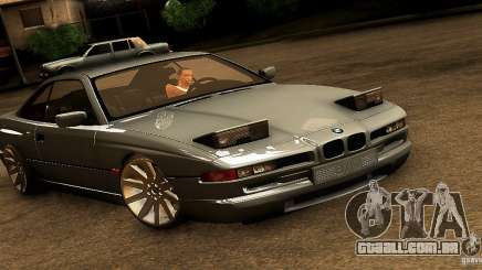 BMW 850 CSI para GTA San Andreas