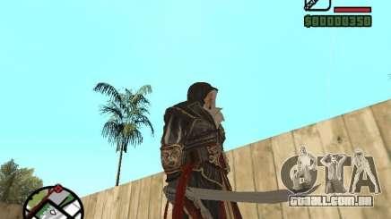 Espada Ezio para GTA San Andreas