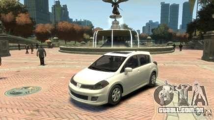 Nissan Versa SL para GTA 4