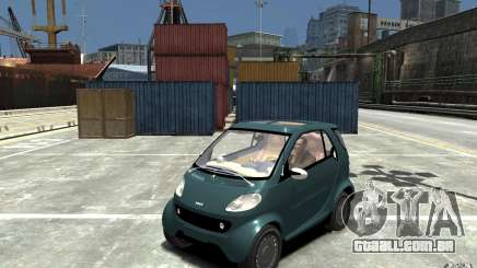 Smart For Two para GTA 4