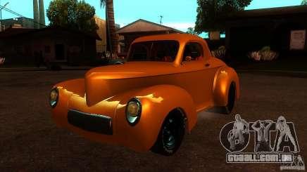 Americar Willys 1941 para GTA San Andreas