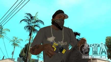 Taser para GTA San Andreas