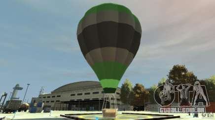 Balloon Tours option 3 para GTA 4