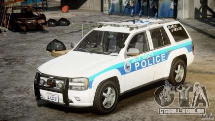 Chevrolet Trailblazer Police V1.5PD [ELS] para GTA 4