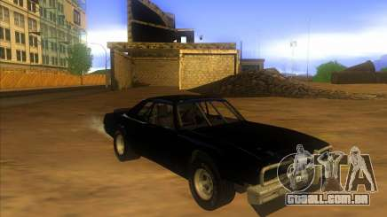 Jupiter Eagleray MK5 para GTA San Andreas