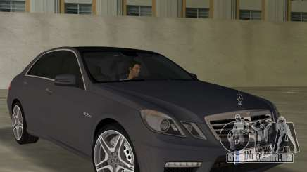 Mercedes-Benz E63 AMG para GTA Vice City