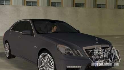 Mercedes-Benz E63 AMG para GTA Vice City