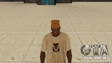 Bandana maryshuana para GTA San Andreas