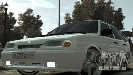 Ваз 2114 Tuning do Daguestão para GTA 4