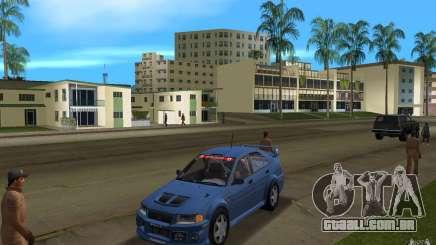 Mitsubishi Lancer Evo VI para GTA Vice City
