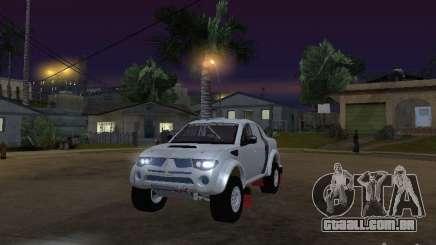 Mitsubishi L200 Triton para GTA San Andreas