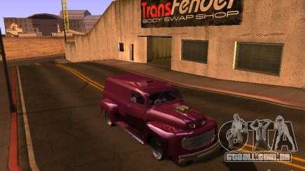 49 Ford HR Van para GTA San Andreas