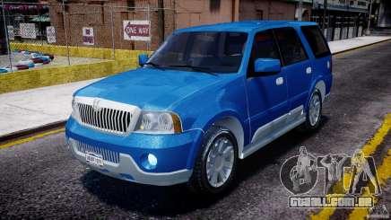 Lincoln Navigator 2004 para GTA 4