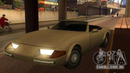 Feltzer de GTA Vice City para GTA San Andreas