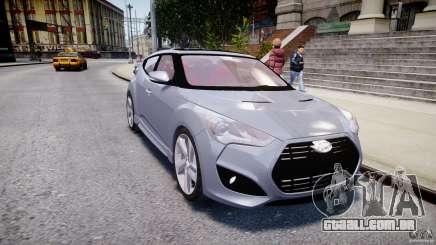 Hyundai Veloster Turbo 2012 para GTA 4