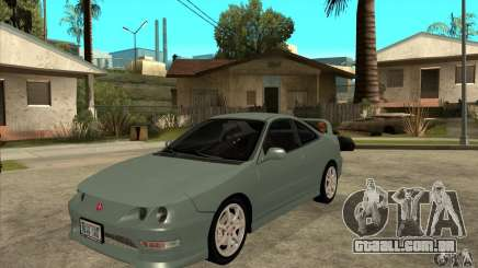 Acura Integra Type-R - Stock para GTA San Andreas