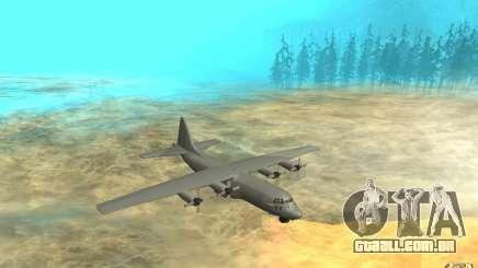 C-130H Spectre para GTA San Andreas