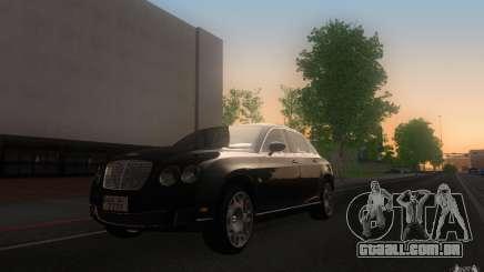 Bentley Continental Flying Spur para GTA San Andreas