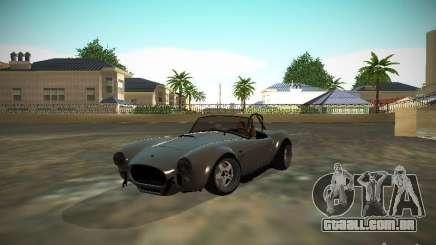 Shelby Cobra para GTA San Andreas