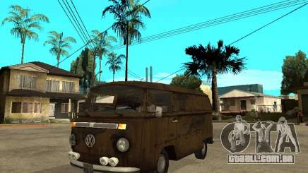 VW Transporter T2 1967 para GTA San Andreas