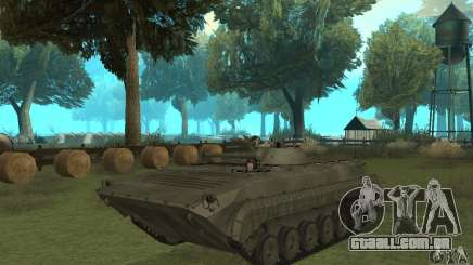 BMP-1 cinza para GTA San Andreas