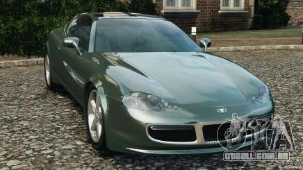 Daewoo Bucrane Concept 1995 para GTA 4