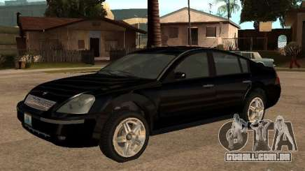 Nissan Teana para GTA San Andreas
