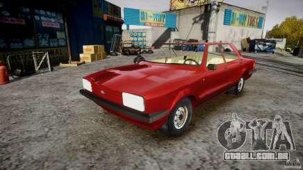 Ford Taunus para GTA 4