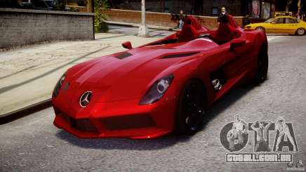 Mercedes-Benz SLR McLaren Stirling Moss [EPM] para GTA 4