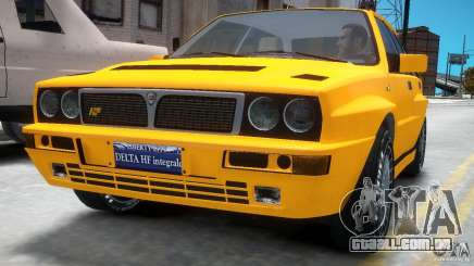 Lancia Delta HF Integrale para GTA 4