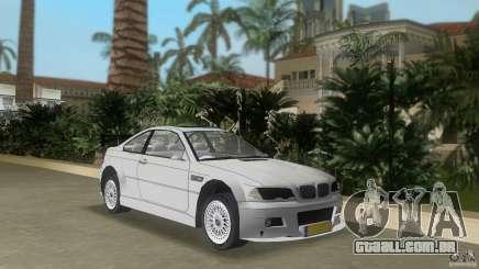 BMW M3 para GTA Vice City