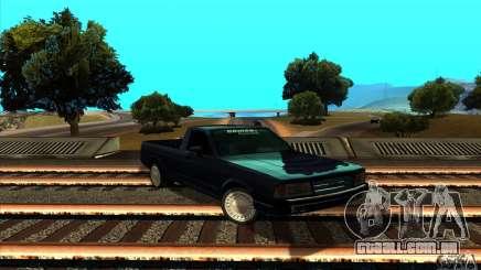 Ford Pampa Ghia 1.8 Turbo para GTA San Andreas